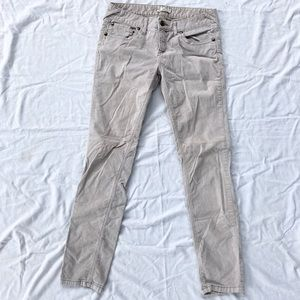 Free People Cords Pants Size 30